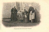 Paysannes des environs de Vannes |