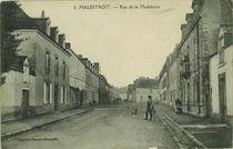 Rue de la Madeleine |
