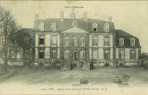 Ancien Palais épiscopal (XVIIIe siècle) |