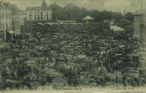 Foire fleurie 1905 |