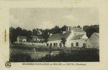 BEURRERIE-FROMAGERIE de KERLOÏC en GESTEL (Morbihan) | Bigot