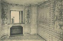 Le Château, la Salle des Delfts, ancienne Salle de Bain de Marie-Antoinette | Neurdein