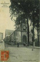 Eglise St-Caradec |