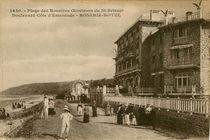 Plage des Rosaires (Environs de St-Brieuc)  