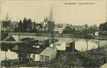 Vue des Deux Ponts |