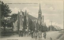 Abside de l'Eglise |