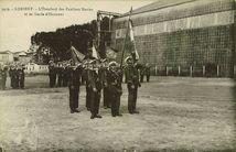 L'Etendard des Fusiliers Marins et sa Garde d'Honneur  