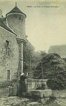 Le Puits du Château de Coatlan |