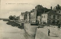 Le quai Duguay-Trouin |