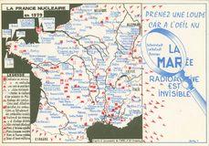 LA FRANCE NUCLEAIRE en 1979 | Jeudy Pierre