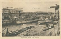L'Arsenal de BREST (Port Militaire) |
