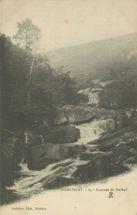 Cascade de St Herbot |