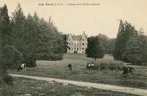 Château de la Roche-Cotherel  
