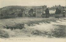La Moselle par Grandes Eaux |