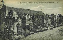 PLOUBAZLANEC (C.-du-N.) - Mur des Disparus en mer |