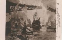 L'ANCETRE - BREST 1931 THE ANCESTOR EL ABUELO L'ANTENATO DER AHN | Delpy Lucien Victor