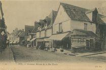 Anciennes Maisons de la Rue Etroite | Neurdein