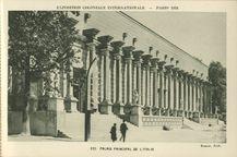 PALAIS PRINCIPALE DE L'ITALIE   Braun