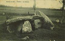 Environs de Callac - Les Dolmens |