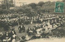 1500 personnes au Pays de Cornouaille |