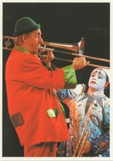 Pio Nock et Orlando chez Knie | Kervinio Yvon