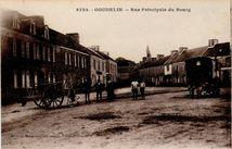 Rue Principale du Bourg  