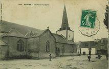 La Place et l'Eglise |