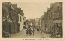La Rue de Pontivy |
