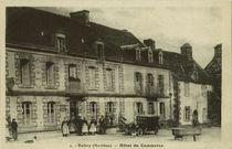 Hôtel du Commerce |