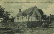 La Chapelle de Coëtbihan attribuée aux Templiers