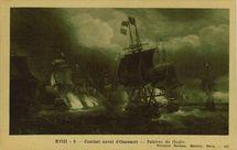 Combat naval d'Ouessant | Gudin