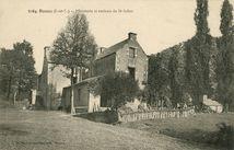 Minoterie et rochers de St-Julien |