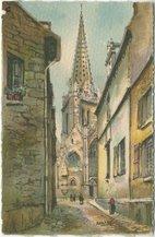 L'Eglise Notre-Dame (XVe et XVIe siècles) | Barday