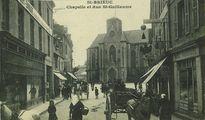Chapelle et Rue St-Guillaume |