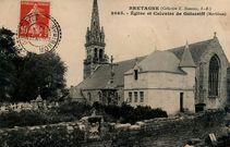 Eglise et Calvaire de Guiscriff |