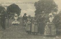 Les Buvettes au Pardon de St-Jean de Plougastel  
