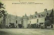 Le Château de la GRAND-VILLE | Bocquenet