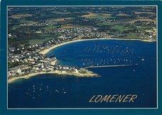 Le port de Lomener The port of Lomener Der Hafen von Lomener |