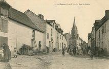 La Rue de Redon |