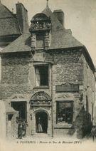 Maison du Duc de Mercoeur (XVe) |
