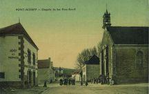 Chapelle du bas de Pont-Scorff |
