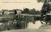 Le Village de Macaire et le Pont du Moulin |