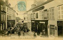 Carrefour du Marché à la Volaille |