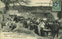 Une Assemblée à LOCHRIST (Morbihan) |