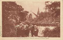 Retour du Pardon de la Fontaine Blanche |