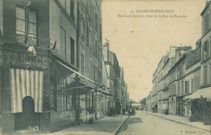 Rue Sadi-Carnot, prise de la Rue de Bagneux |