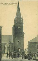 Eglise de Pluméliau (Environs de Pontivy)  
