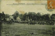 Environs de Guémené - Pardon de Saint-Houarno en Langoélan |