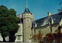 Le Château de Lesnerac (XVe et XIXe s.). Domaine des Seigneurs d'Escoublac |