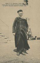 Abbé J.P. Chanoux 1828-1909 |